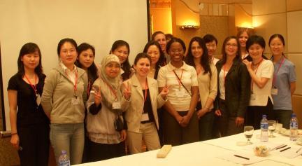 N^2Women Mobihoc Hong Kong 2008