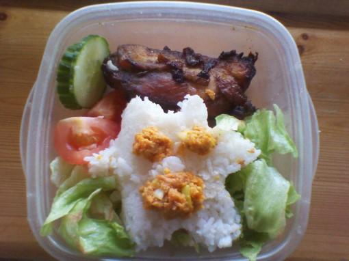 Chicken Blackcurrant == Ayam Bakar Wong Solo #foodhack